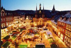 Christmas market in Garmisch-Partenkirchen, Germany.  Repinned by www.mygrowingtraditions.com