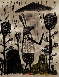 Japanese artist Tetsuhiro Wakabayashi