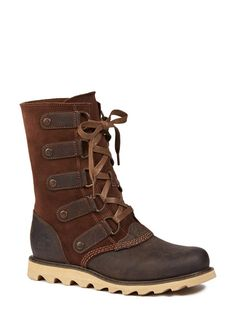 Sorel Scotia Lace Boot