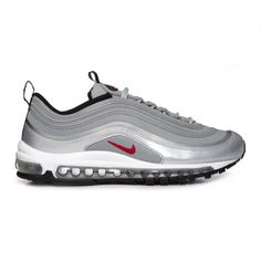 sports shoes 4e2d8 98309 Nike Air Max 97 Tape Qs 624520-061 Sneakers — Basketball Shoes at  CrookedTongues.