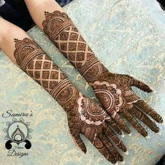 Gorgeous Indian mehndi designs for hands this wedding season – Henna 2020 Engagement Mehndi Designs, Wedding Henna Designs, Latest Bridal Mehndi Designs, Mehndi Designs Book, Indian Henna Designs, Full Hand Mehndi Designs, Mehndi Designs 2018, Dulhan Mehndi Designs, Mehndi Design Photos