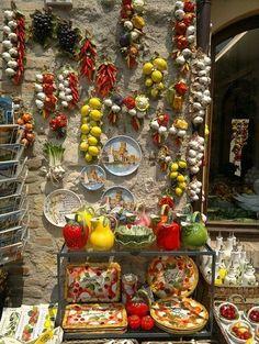 Shopping in Lake Garda