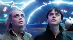 Stop everything and watch the trailer for Valerian and the City of a Thousand Planets.