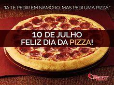 Feliz dia da pizza! #pizza #diadapizza