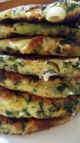 ΜΑΓΕΙΡΙΚΗ ΚΑΙ ΣΥΝΤΑΓΕΣ 2: Pancakes με λαχανικά !!!!