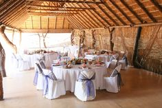 African Boma at Zambezi Point Just In Case, African, Table Decorations, Home Decor, Decoration Home, Room Decor, Home Interior Design, Dinner Table Decorations, Home Decoration