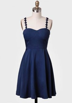 Inseparable Crochet Detail Dress   Modern Vintage Dresses   Modern Vintage Clothing