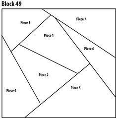Resultado de imagen para crazy quilt blocks patterns