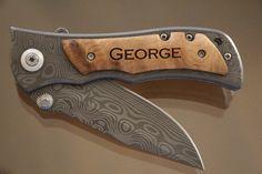 Knife Wedding Gift, Unique Wedding Gift Ideas, Personalized Pocket Knives, Groomsmen Gift, Groomsmen Gifts Etsy, Groomsmen Gifts Under 20, $26.99 Each