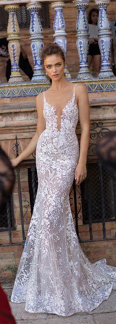 A fabulous wedding dress by @bertabridal from their BERTA Seville collection #bertabridal #berta