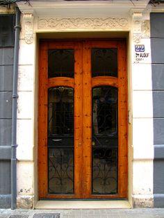 Door, Valencia | Flickr: Intercambio de fotos