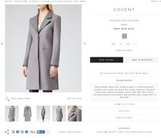 reiss.com - product pages