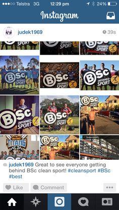 Informed Sport Social