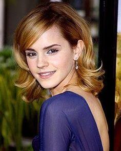 Emma Watson - medium length hair styles