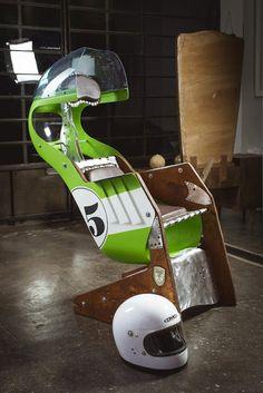 Bol D'Or Chair fairing chair