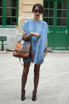 Paris Fashion Week 2012