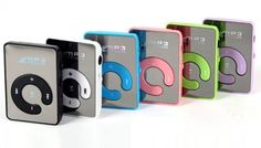 Buy 2-in-1 MP3 Player and USB Flash Drive - 6 Colours for just £4.99 Take the music with you using the 2-in-1 MP3 Player and USB Flash Drive      Compact size easy to carry in a pocket, bag or even a purse      Supports up to an 8GB SD card (not included)       Features may to press play/pause, skip and volume buttons       Can be used as a USB flash drive for file storage      Built-in...
