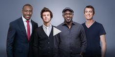 Bring Change 2 Mind-- men acknowledging mental health-- start the conversation, end the stigma