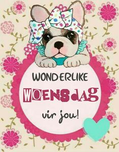 Lekker Dag, Afrikaanse Quotes, Goeie More, Happy Wednesday, Videos Funny, Good Morning, Christmas Ornaments, Abstract, Holiday Decor