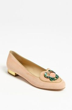 Charlotte Olympia Cancer Flat
