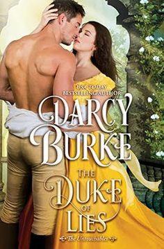 The Duke of Lies - Darcy Burke