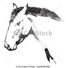 Bildresultat för häst bilder att måla