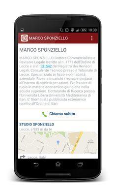 Conosci lo staff e gli esperti! Scarica la app Studio Sponziello http://www.smart21.it/it/portfolio-item/studio-sponziello/ #app #commercialista #studioprofessionale