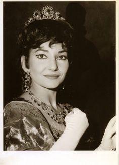 Maria Callas Tosca