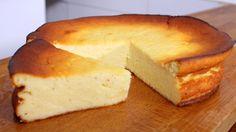 Käsekuchen (ohne Boden) Rezept als Back-Video zum selber machen! Ganz einfach Schritt für Schritt erklärt!