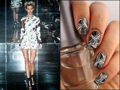 Fashion Friday - Inspired by Tom Ford #nails #fashionfriday #TomFord