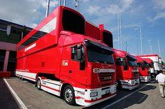 Iveco Stralis - Ferrari F1 2005 San Remo