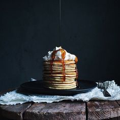 Pancake breakfast / photo by Linda Lomelino