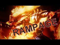 Van - Dota 2 - Ember Spirit - Rampage - They Don't Wat Fight Back