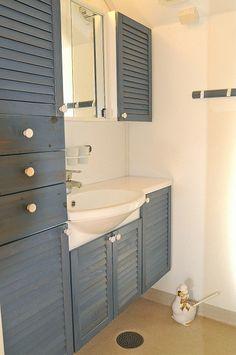 slate bathroom cabinets