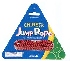 Chinese jump rope every day