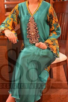 Sajh Eid Ul Azha Collection 2013 For Women 005 for women local brands home expressions