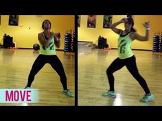 Flame - Move (Dance Fitness with Jessica) - YouTube