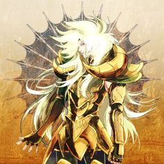 Shion de Aries | Saint Seiya The Lost Canvas