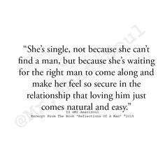 """Don't let anyone make you feel like being single is a bad thing. Take your time, be patient, and wait for the right one. In the meantime, enjoy loving you!"" - Mr. Amari Soul ""Reflections Of A Man"" is now available on Amazon! http://www.amazon.com/s/ref=nb_sb_noss?url=search-alias%3Dus-worldwide-shipping-aps&field-keywords=mr.+amari+soul"
