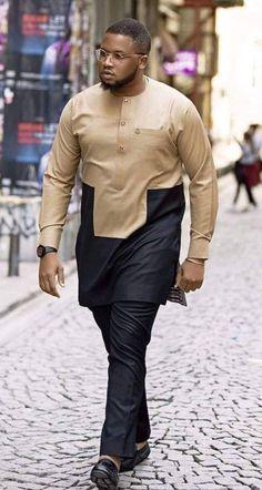 MenswearFashion Mens Clothing DashikiMenswear Agbada African wear for men African Men Wedding SuitNative wearMens Fashion Naija mens fashion African Wear Styles For Men, African Shirts For Men, African Dresses Men, African Attire For Men, African Clothing For Men, African Style, Ankara Clothing, African Clothes, African Design