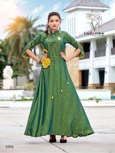 939dd50192 Catalog Name: Ladyview Aneri Fabric Details Top: HEAVY NAMO SLUB Size: M,