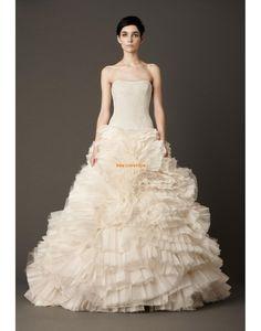Kirche Princess-Stil Chic & Modern Brautkleider 2014