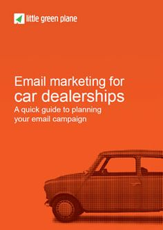 Customers are always searching for the best deal and you want your dealership to be the first port-of-call when the time comes to make that purchase. Email marketing is perfect for car dealerships because it is low cost, can be neatly integrated into your other sales tactics and can provide tangible results; such as a list of email addresses of people who have clicked on a specific model or offer.