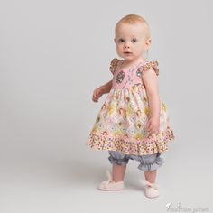 Baby Butterfly Dress - for Sammy