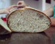 Estamos en plena #CREACIÓN de nuevos panes como el de papa. Tubérculo que se utilizado en tiempos de escasez de trigo. Esperemos que no siga este tiempo pero si que haya papa. by pan_comido
