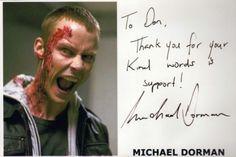 Michael Dorman