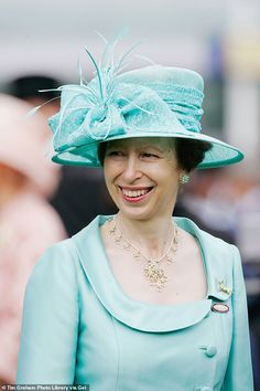 70 trailblazing years of Princess Anne Lovers Knot Tiara, Royal Films, Royal Ascot Races, Lady Ann, Princesa Real, Queen Mary, Queen Elizabeth, Princess Anne, Fancy Hats