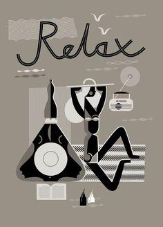 Relax+srebrny+perłowy+–+sitodruk