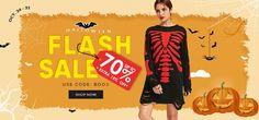 rosegal-Halloween Flash Sale