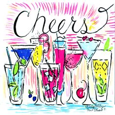 If you happen to find yourself thirsty this Thursday... #lilly5x5  just lilly